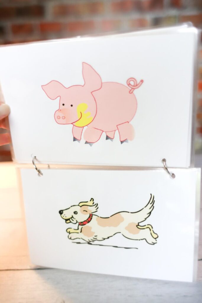 Animals & Animal Sounds at Storytime