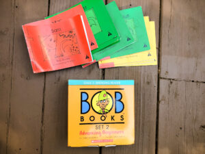 Bob Books set 1 and 2