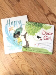 Picture books illustrated by Holly Hatam